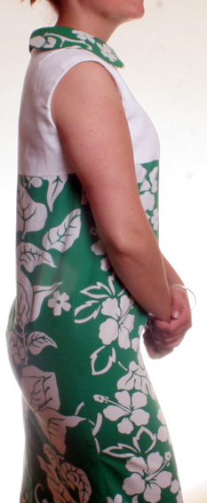 misses' one-piece dress, Simplicity Designer Fashion 6633, 1966