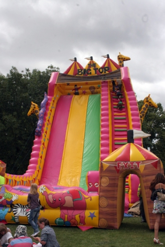 Cowley Carnival continued